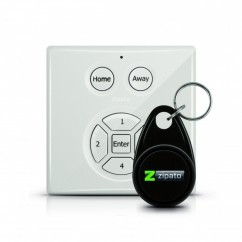 Teclado Zipato que combina protocolos RFID con Z-wave