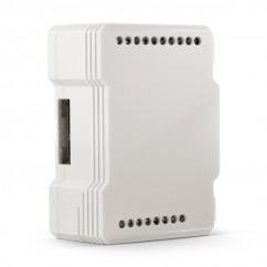 Módulo de seguridad que facilita conexiones para dispositivos de seguridad adicional, requiere Zipabox G1 de Zipato
