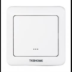 Interruptor de pared con módulo dimmer integrado, una tecla Z-wave Plus