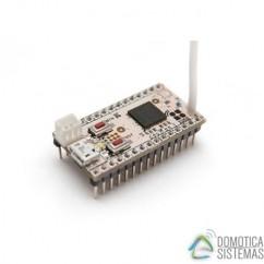 Placa de tecnología Z-Wave ZMEEZUNO para Arduino Z-wave Plus