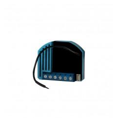 Micromódulo Qubino para control de motores de 12v y 24vdc Z-Wave Plus