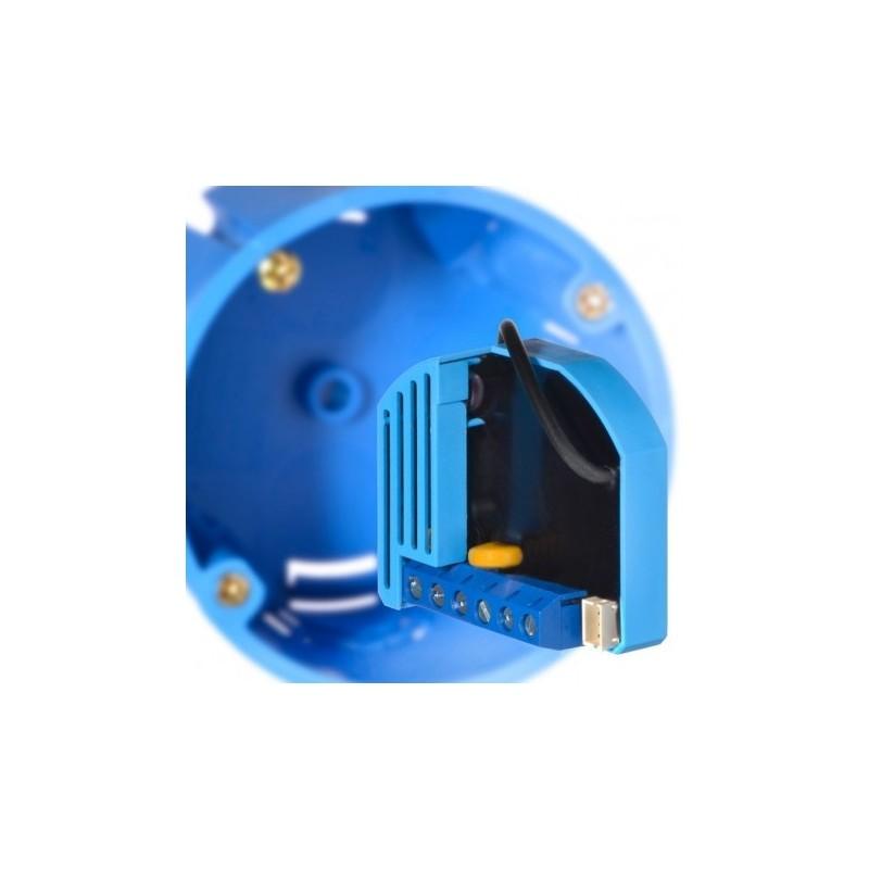 Micromódulo Qubino con salida de 0-10 V para la gestión de la iluminación LED o tubos fluorescentes con entrada 0-10V Z-Wave