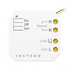 Micromódulo Insteon dimmer de regulación 1 zona en instalación oculta. Micro Dimmer