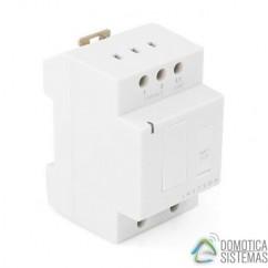 Módulo Insteon para encender y apagar para instalación en cuadro eléctrico sobre carril DIN- DIN Relay
