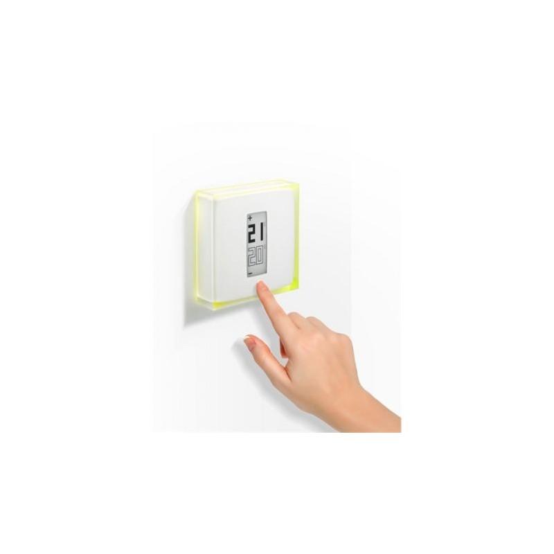 Termostato adicional momit Home Thermostat