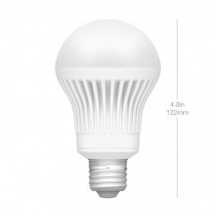 Bombilla LED Insteon regulable. A19 LED Bulb E27