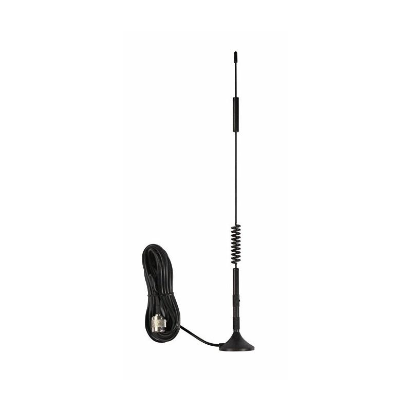 Antena con ganancia de 5 db y 3 metros de cable para dispositivos GSM.