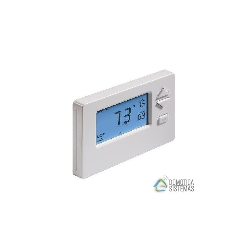 Termostato Insteon cableado HVAC. Thermostat
