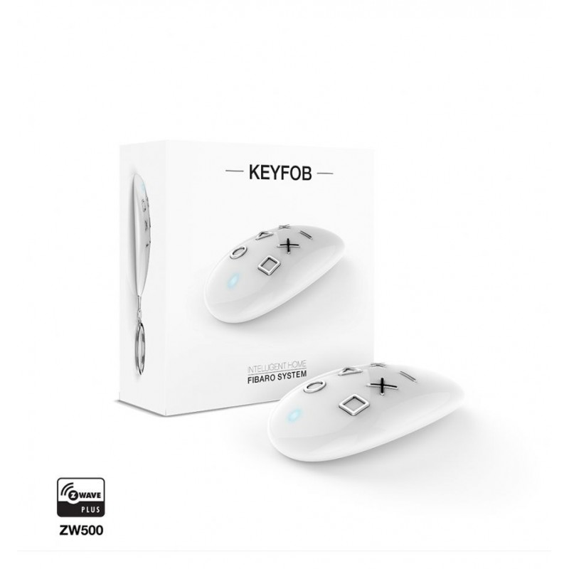Mando a distancia Fibaro Keyfob Z-Wave Plus