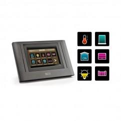 Pantalla de control táctil Delta Dore inalámbrica para centralización y programación TYDOM 4000