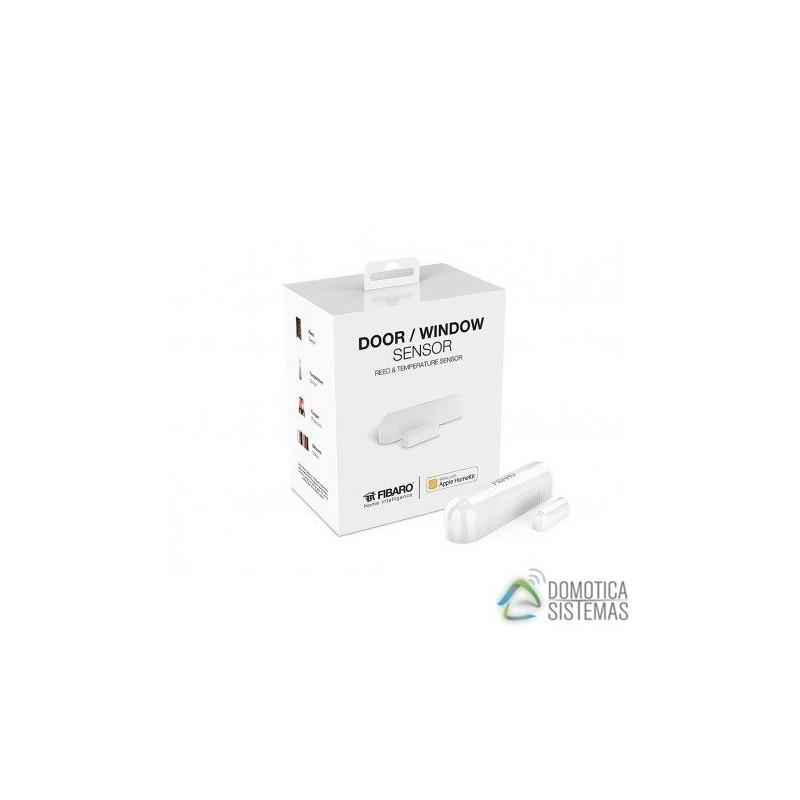 Sensor de apertura puerta y ventana Fibaro - HomeKit