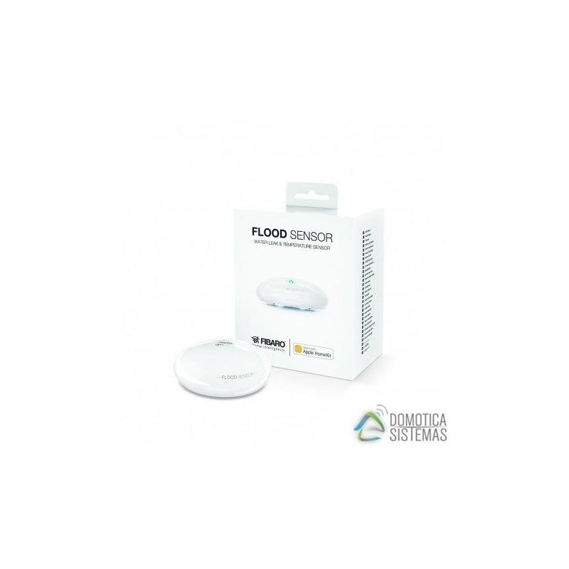 Sensor de inundación de Fibaro Flood Sensor para HomeKit