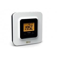 Termostato inalámbrico accesorio de zona Delta Dore para calefacción o climatización. TYBOX 5101