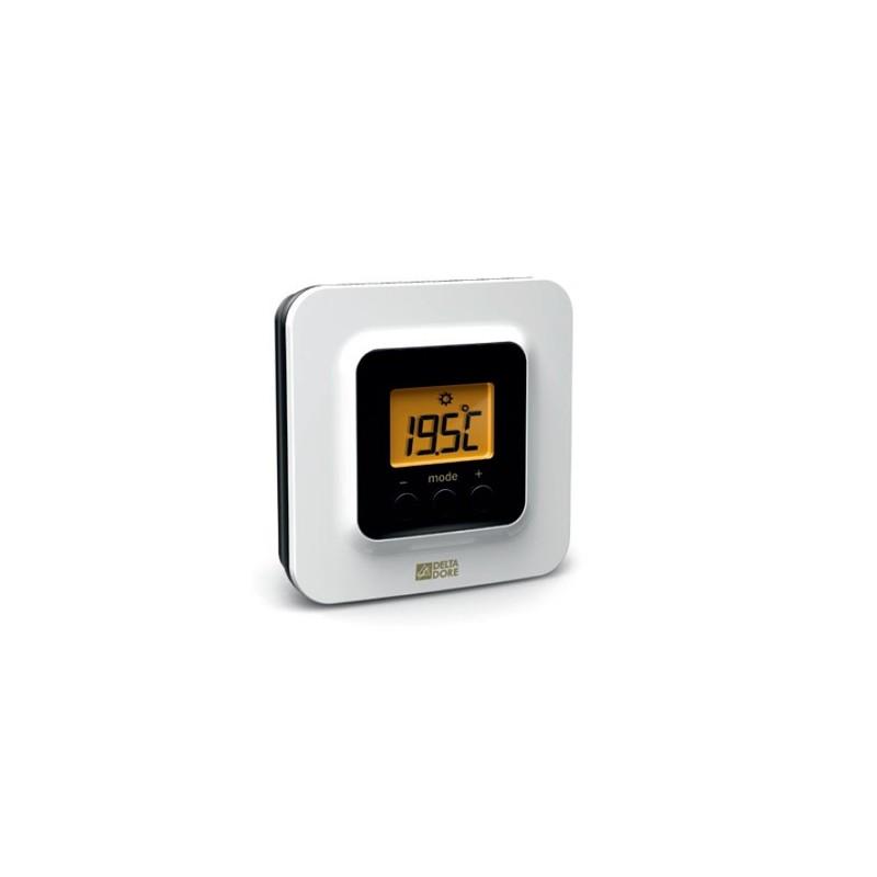 Termostato inal mbrico accesorio de tybox 5100 para - Termostato para calefaccion ...