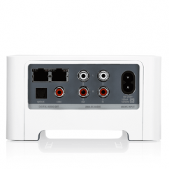 Actualización para tu equipo estéreo o receptor existente que te permitirá reproducir música en streaming al instante SONOS.