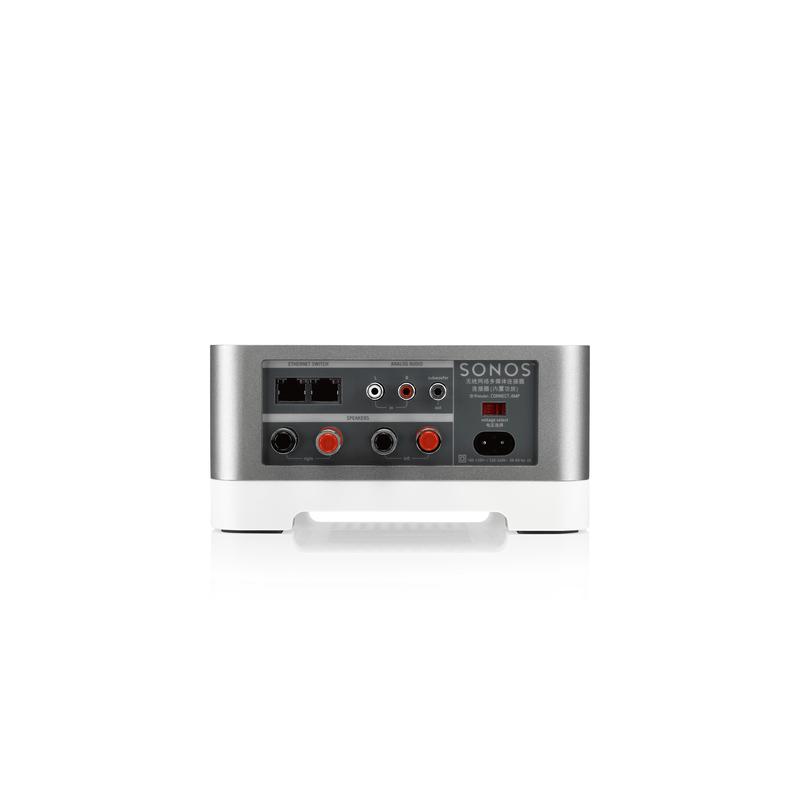 Reproductor y receptor de música para gestionar la música de tu hogar SONOS.