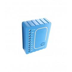 Micromódulo Qubino RGBW dimmer regulador Z-Wave Plus