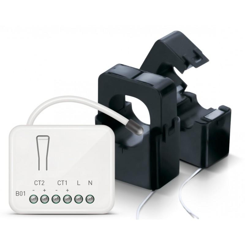 Micromodulo medidor de energia Zipato Z-Wave Plus
