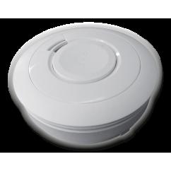 Sensor de humo con sirena de interior POPP y 10 años de autonomía Z-Wave Plus