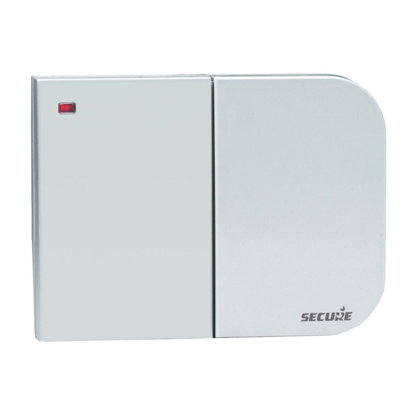 Actuador de caldera SECURE SSR302 de dos canales Z-wave