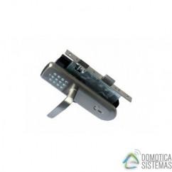 Cerradura electrónica con teclado y manilla Z-Wave de Vision ZM1702