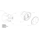 Detector de movimiento para exteriores Everspring Z-Wave