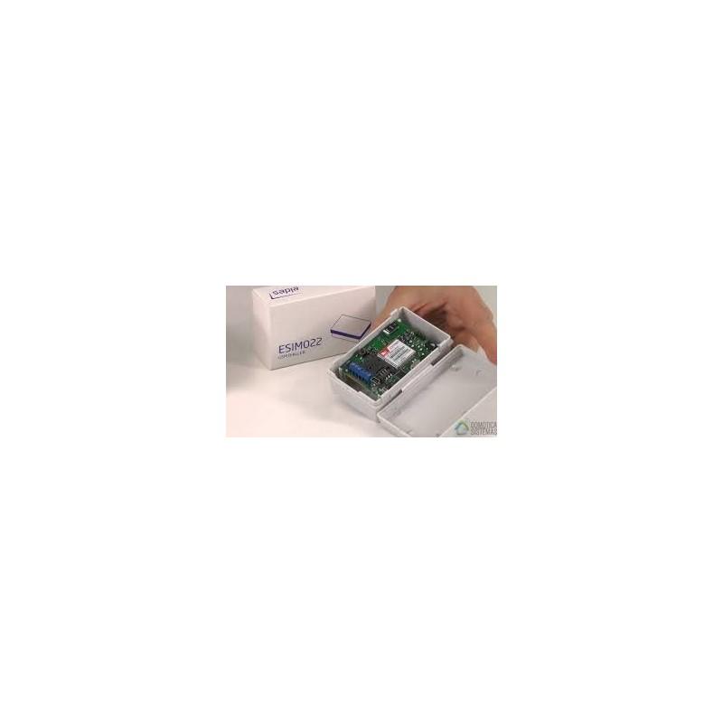 Marcador automático GSM Eldes simple y económico. 2 entradas, una salida - ESIM022