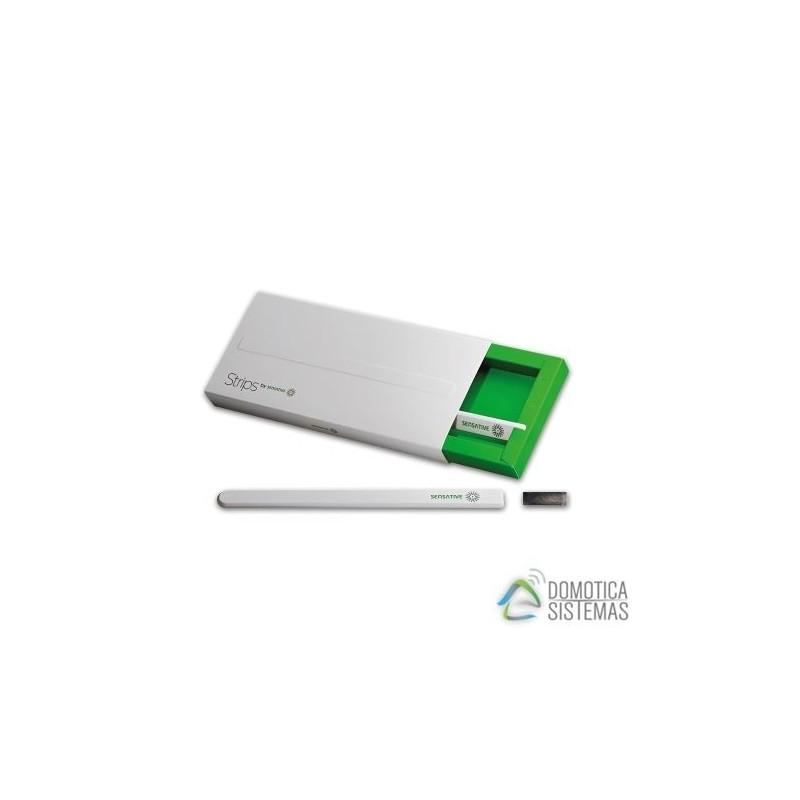 Pack 3 sensores de apertura SENSATIVE extra finos. Z-Wave Plus