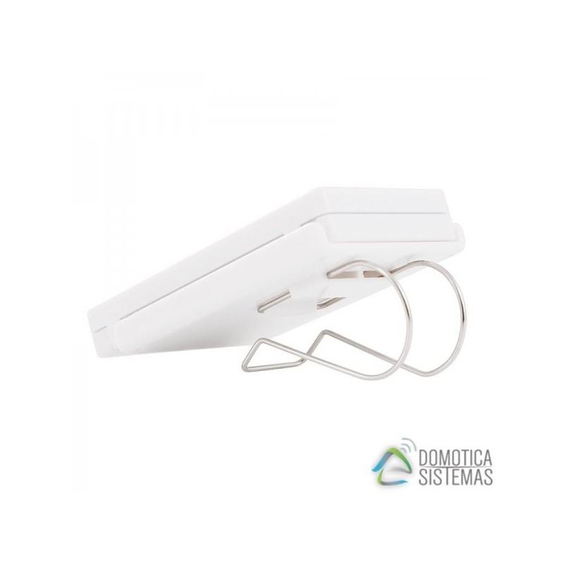 Soporte accesorio de mesa y clip para control remoto Insteon. Visor Clip and Tabletop Stand