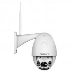 Cámara IP FI9928P WIFI de exterior motorizada 2.0 Megapixel 1080p slot Micro SD, Zoom x4 - 60m visión nocturna