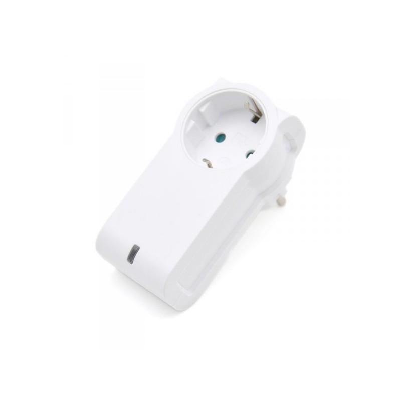 Módulo de enchufe NODON que detecta la perdida de corriente Z-wave Plus