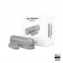Sensor de apertura puerta y ventana Fibaro gris Z-Wave Plus