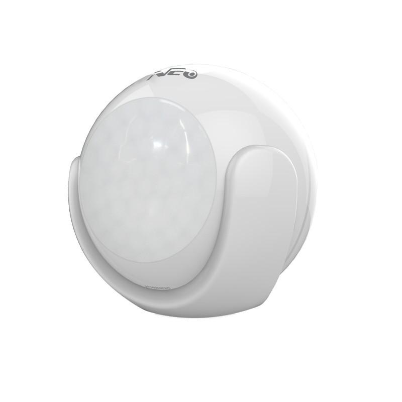 Sensor de movimiento (PIR) con sensor de luz Z-Wave Plus Neo
