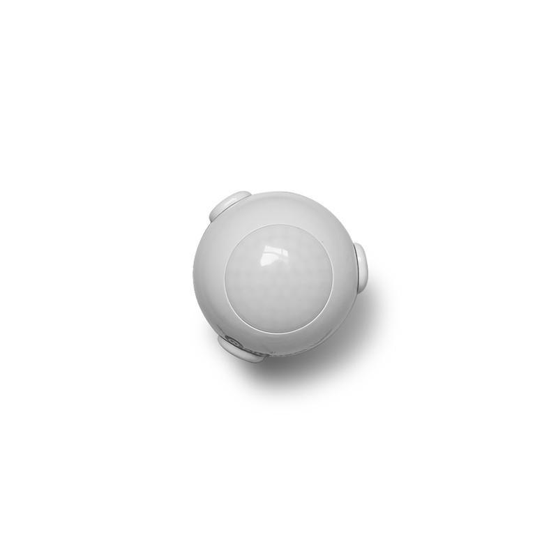 Sensor de movimiento (PIR) con sensor de luz Z-Wave Plus Zipato