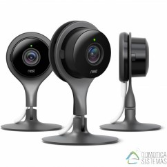 Camara de seguridad Nest Cam Indoor de interior