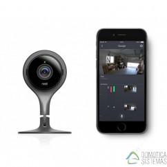 Camara de seguridad Nest Cam Indoor de interior