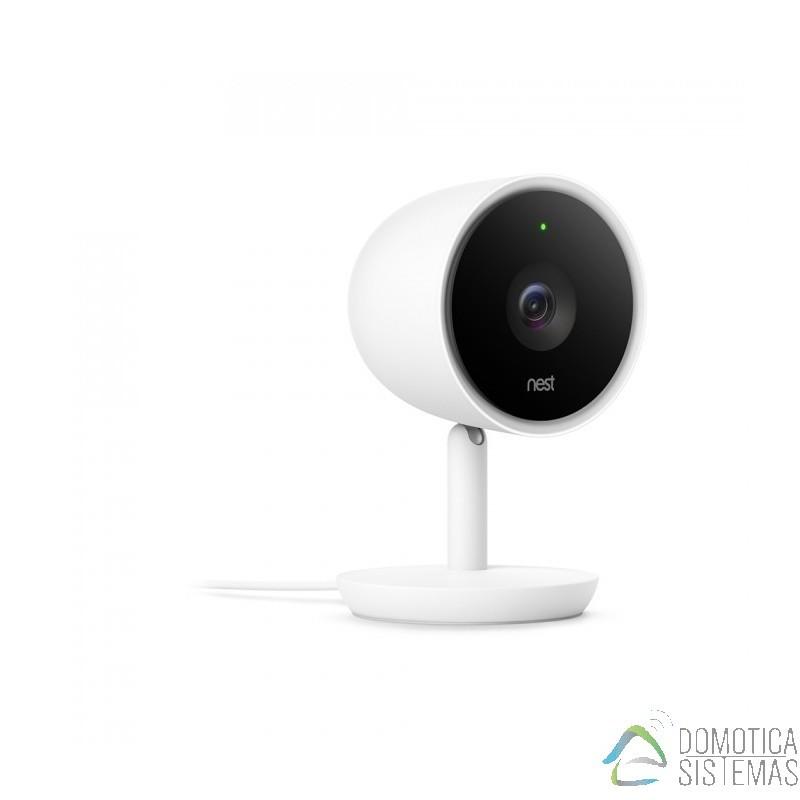 Camara de seguridad Nest Cam IQ de interior