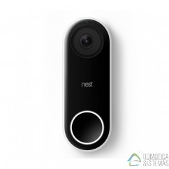 Videoportero WIFI / IP Nest Hello controlable con el móvil