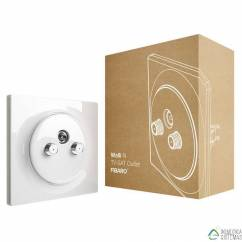 Walli N TV-SAT Outlet FIBARO