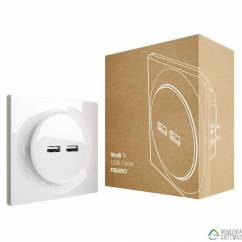 Walli N USB Outlet FIBARO