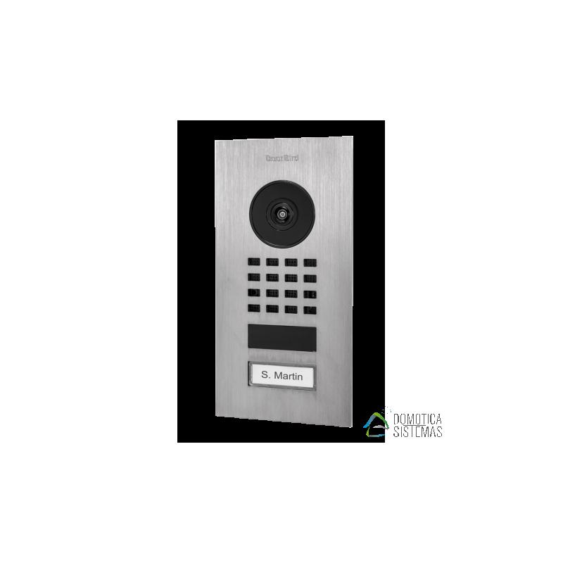 Videoportero WIFI / IP Doorbird edición de empotrar D1101V-F