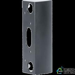 Adaptador DoorBird A8002 angular para montaje en pared de videoportero