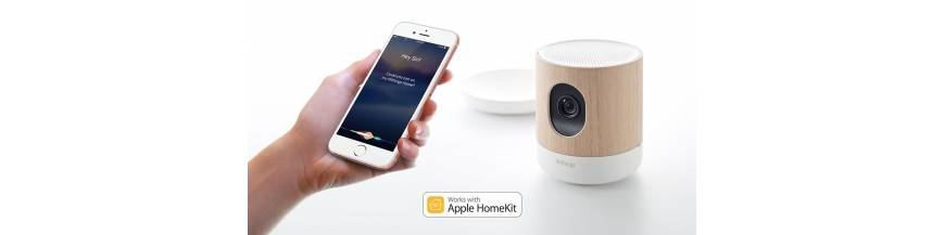 Cámaras de video Homekit