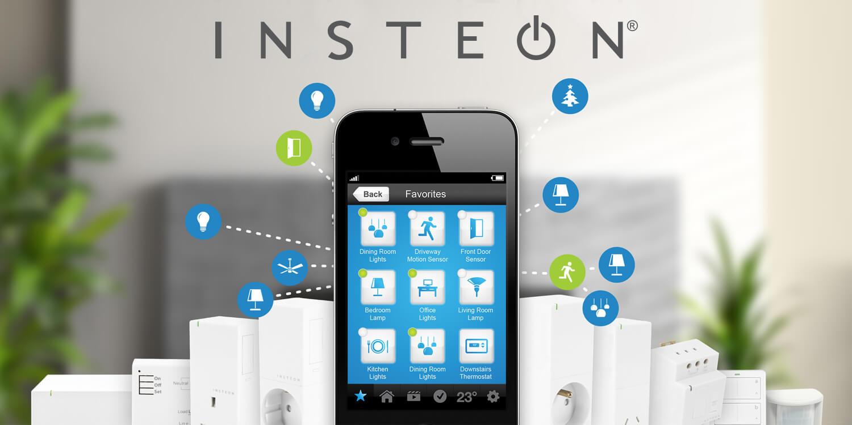 Sistema domótico Insteon